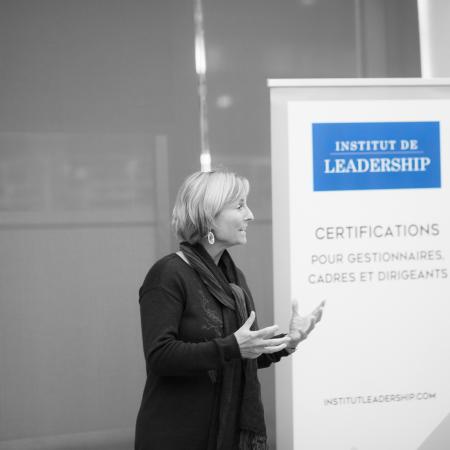 Certification en leadership et habiletés de direction / formule 2 fois 3 jours : 30-31-1 et 13-14-15 novembre 2019